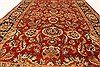 Jaipur Red Hand Knotted 40 X 60  Area Rug 250-28245 Thumb 4