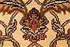 Jaipur Beige Hand Knotted 40 X 60  Area Rug 250-28246 Thumb 10
