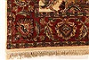 Jaipur Beige Hand Knotted 40 X 60  Area Rug 250-28246 Thumb 1