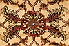 Jaipur Beige Hand Knotted 40 X 60  Area Rug 250-28246 Thumb 2