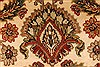 Jaipur Beige Hand Knotted 40 X 60  Area Rug 250-28246 Thumb 9