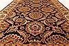 Jaipur Black Hand Knotted 40 X 60  Area Rug 250-28247 Thumb 4