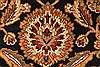 Jaipur Black Hand Knotted 40 X 60  Area Rug 250-28247 Thumb 9
