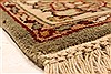 Jaipur Green Hand Knotted 40 X 60  Area Rug 250-28248 Thumb 11