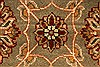 Jaipur Green Hand Knotted 40 X 60  Area Rug 250-28248 Thumb 2