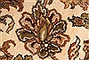 Jaipur White Hand Knotted 50 X 70  Area Rug 250-28250 Thumb 11