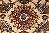 Jaipur White Hand Knotted 50 X 70  Area Rug 250-28250 Thumb 2
