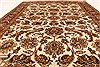 Jaipur White Hand Knotted 50 X 70  Area Rug 250-28250 Thumb 4