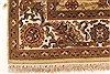 Jaipur Yellow Hand Knotted 50 X 70  Area Rug 250-28251 Thumb 1