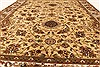 Jaipur Yellow Hand Knotted 50 X 70  Area Rug 250-28251 Thumb 4