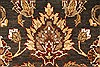 Jaipur Brown Hand Knotted 50 X 70  Area Rug 250-28252 Thumb 11