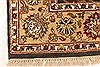Jaipur Brown Hand Knotted 50 X 70  Area Rug 250-28252 Thumb 1