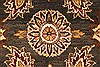 Jaipur Brown Hand Knotted 50 X 70  Area Rug 250-28252 Thumb 2