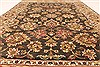 Jaipur Brown Hand Knotted 50 X 70  Area Rug 250-28252 Thumb 4