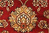 Jaipur Red Hand Knotted 511 X 91  Area Rug 250-28254 Thumb 9