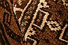 Baluch Brown Hand Knotted 28 X 48  Area Rug 253-28256 Thumb 1
