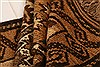 Baluch Brown Hand Knotted 28 X 48  Area Rug 253-28256 Thumb 2