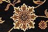 Jaipur Black Hand Knotted 60 X 90  Area Rug 250-28257 Thumb 11