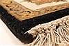 Jaipur Black Hand Knotted 60 X 90  Area Rug 250-28257 Thumb 14