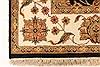 Jaipur Black Hand Knotted 60 X 90  Area Rug 250-28257 Thumb 1