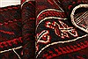 Baluch Red Hand Knotted 30 X 47  Area Rug 253-28258 Thumb 2