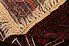 Baluch Red Hand Knotted 30 X 47  Area Rug 253-28258 Thumb 3