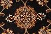 Jaipur Black Hand Knotted 60 X 90  Area Rug 250-28259 Thumb 1