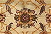 Jaipur Yellow Hand Knotted 60 X 811  Area Rug 250-28268 Thumb 2