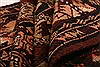 Baluch Orange Hand Knotted 210 X 411  Area Rug 253-28269 Thumb 2
