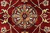 Jaipur Red Hand Knotted 510 X 90  Area Rug 250-28270 Thumb 2