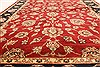 Jaipur Red Hand Knotted 510 X 90  Area Rug 250-28270 Thumb 4