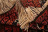 Baluch Red Hand Knotted 29 X 410  Area Rug 253-28272 Thumb 3