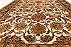 Jaipur White Hand Knotted 60 X 90  Area Rug 250-28273 Thumb 3