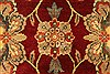 Jaipur Red Hand Knotted 60 X 90  Area Rug 250-28275 Thumb 1