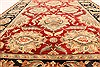 Jaipur Red Hand Knotted 60 X 90  Area Rug 250-28275 Thumb 3