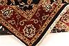 Jaipur Black Hand Knotted 50 X 70  Area Rug 250-28281 Thumb 5