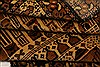 Baluch Yellow Hand Knotted 28 X 43  Area Rug 253-28288 Thumb 4