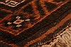 Baluch Brown Hand Knotted 30 X 47  Area Rug 100-28289 Thumb 5