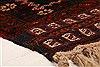 Baluch Red Hand Knotted 29 X 41  Area Rug 253-28290 Thumb 4