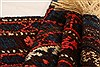Baluch Red Hand Knotted 30 X 47  Area Rug 100-28291 Thumb 2