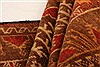 Baluch Red Hand Knotted 210 X 49  Area Rug 253-28292 Thumb 2