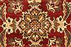 Jaipur Red Round Hand Knotted 60 X 60  Area Rug 250-28295 Thumb 10