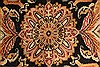 Jaipur Black Round Hand Knotted 70 X 70  Area Rug 250-28298 Thumb 1