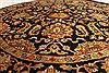 Jaipur Beige Round Hand Knotted 60 X 60  Area Rug 250-28299 Thumb 2