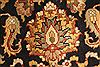 Jaipur Beige Round Hand Knotted 60 X 60  Area Rug 250-28299 Thumb 7