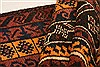 Baluch Red Hand Knotted 29 X 47  Area Rug 253-28300 Thumb 2