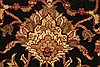 Jaipur Black Round Hand Knotted 60 X 60  Area Rug 250-28306 Thumb 7