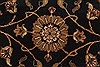 Jaipur Black Round Hand Knotted 60 X 60  Area Rug 250-28309 Thumb 10