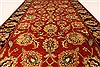 Jaipur Red Hand Knotted 30 X 50  Area Rug 250-28311 Thumb 9