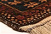 Baluch Red Hand Knotted 211 X 47  Area Rug 253-28317 Thumb 6